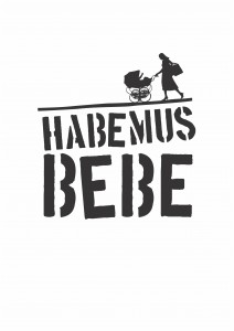 Habemus bebe afis
