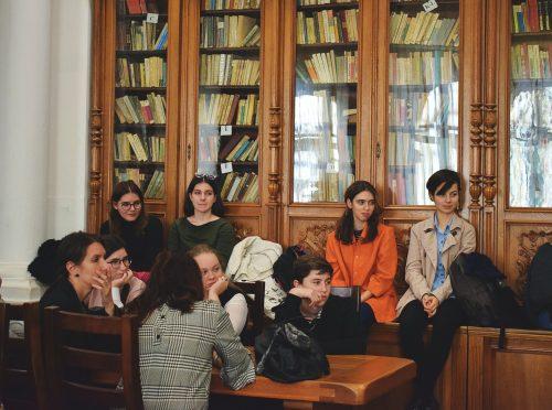 Premiile Sofia Nadejde la liceul Sava